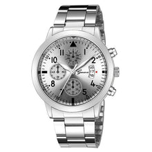 Load image into Gallery viewer, Mens Watch Luxury Quartz With Calendar G