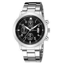 Load image into Gallery viewer, Mens Watch Luxury Quartz With Calendar H