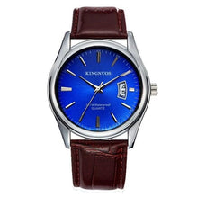 Load image into Gallery viewer, Mens Watch Luxury Stainless Steel Or Leather G