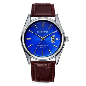 Mens Watch Luxury Stainless Steel Or Leather G