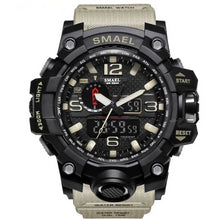Load image into Gallery viewer, Mens Watch Military Waterproof Chronograph Sport