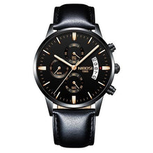 Load image into Gallery viewer, Mens Watch Stainless Steel Sport Or Leather Chronograph And Calendar T