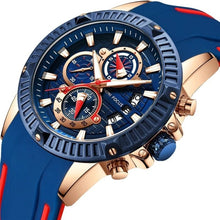 Load image into Gallery viewer, Nylon Sport Chronograph For Men