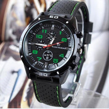 Load image into Gallery viewer, Roadster Gt Sport Watch For Men Green