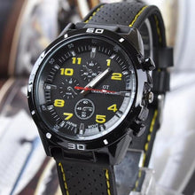 Load image into Gallery viewer, Roadster Gt Sport Watch For Men Yellow