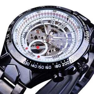 Skeleton Mechanic Luxurious Watch For Men B
