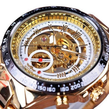 Load image into Gallery viewer, Skeleton Mechanic Luxurious Watch For Men C