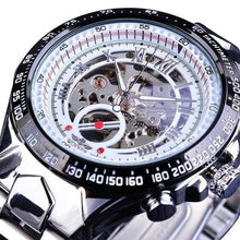 Load image into Gallery viewer, Skeleton Mechanic Luxurious Watch For Men D