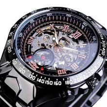Load image into Gallery viewer, Skeleton Mechanic Luxurious Watch For Men H