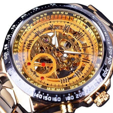 Load image into Gallery viewer, Skeleton Mechanic Luxurious Watch For Men I