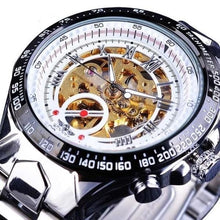 Load image into Gallery viewer, Skeleton Mechanic Luxurious Watch For Men K