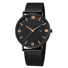 Load image into Gallery viewer, Ultra-Thin Stainless Steel Mesh Mens Watch I