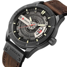Load image into Gallery viewer, Washed-Out Casual Leather Watch For Men