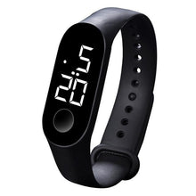 Load image into Gallery viewer, Waterproof Sport Band For Men And Women Black