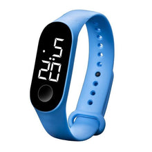 Load image into Gallery viewer, Waterproof Sport Band For Men And Women Ocean Blue