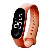 Load image into Gallery viewer, Waterproof Sport Band For Men And Women Orange