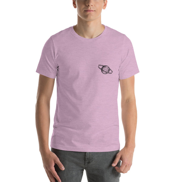 T-shirt - Boloo World Pink