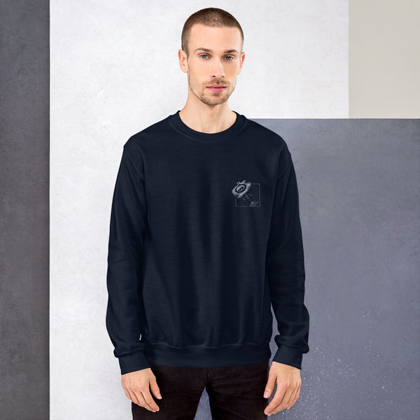 Sweater - Boloo Space Navy