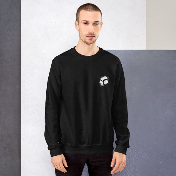 Sweater - Boloo Graffiti Black