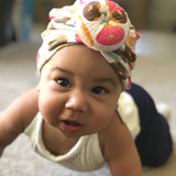 """Sugar Heaven"" Donut Turban"