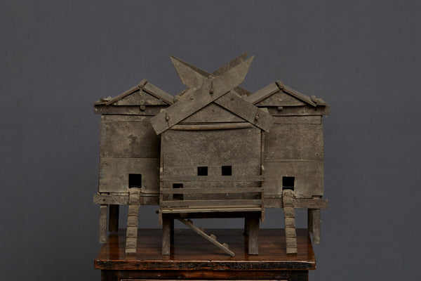 Spirit House from Borneo