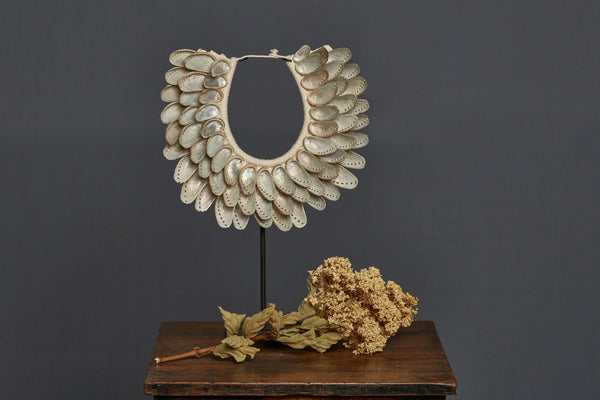 Ceremonial Abalone Necklace from Papua