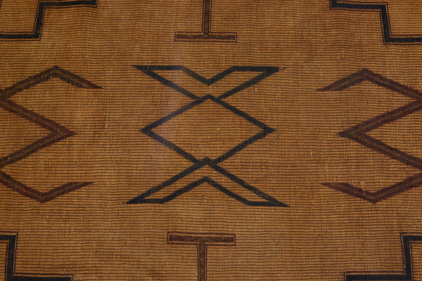 Crosses & Symbols Tuareg Carpet.............. (9'5'' x 11'4'')
