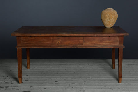 19th century Teak Planters Desk from Java