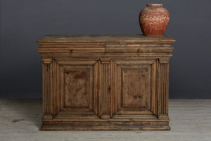 Late 19th Century French Architectural Cabinet