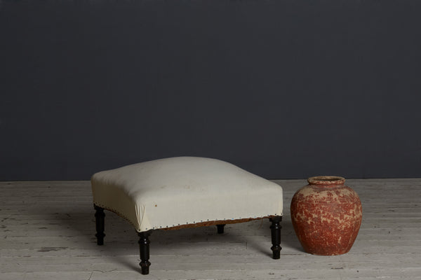 Late 19th Century French Pouf