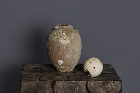 16th Century Vietnamese Shipwreck Pot