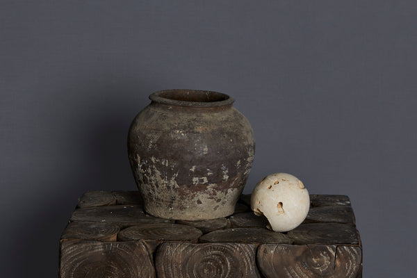 15th Century Chinese Export Shipwreck Jar Made for the Spice Trade
