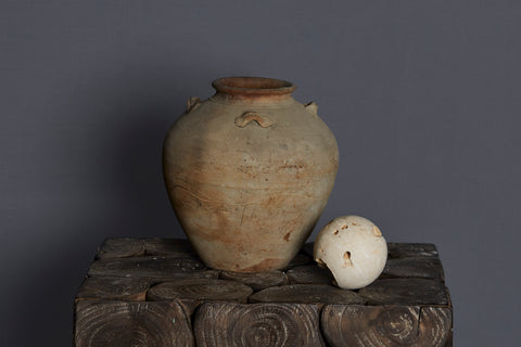 15th Century Chinese Export Shipwreck Pot made for the Spice Trade