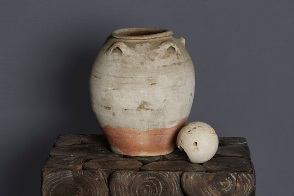 16th Century Chinese Export Shipwreck Pot made for the Spice Trade
