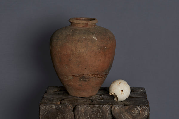 16th Century China Trade Shipwreck Jar from the Spice Trade