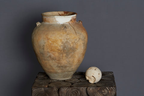 Large 16th Century Shipwreck Jar