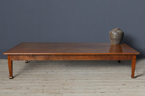 Large Teak Coffee Table from Java