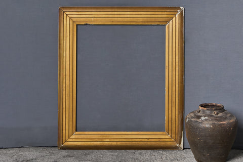 Late 19th / Early 20th Century American Gilt Frame