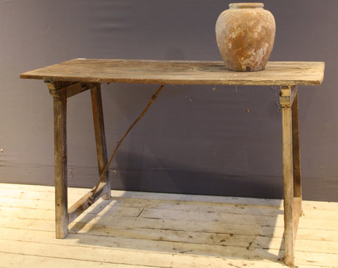 Collapsable 18th Century Portuguese Walnut Table