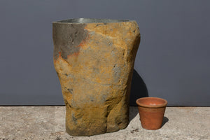 Tall Natural Stone Fountain