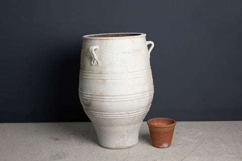 19th Century Terra Cotta Cretian Oil Jar