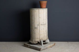 19th Century American Column Base
