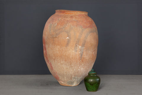 19th Century Spanish Oil Jar
