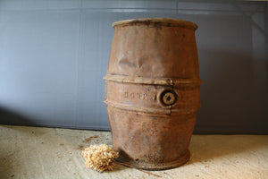 Tall French Iron Pot