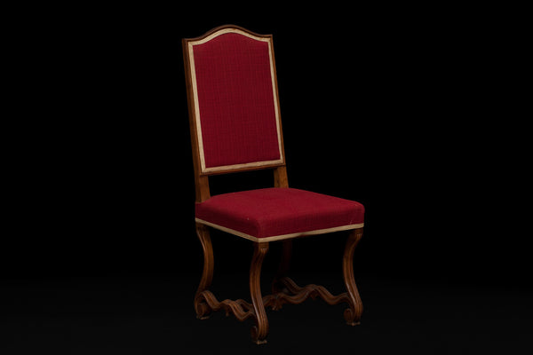 Set of 8 Louis XIV Style Side Chairs