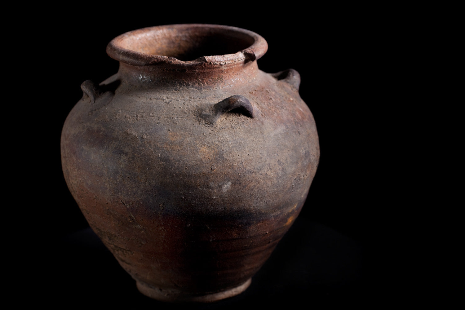 Small Shipwreck Spice Trade Pot
