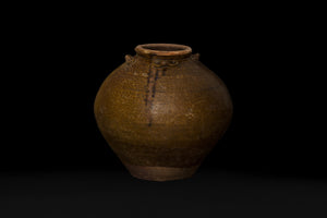 17th Century Storage Jar in the Chinese Taste from Sumatra
