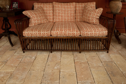 19th Century French Provencal Terracotta Floor