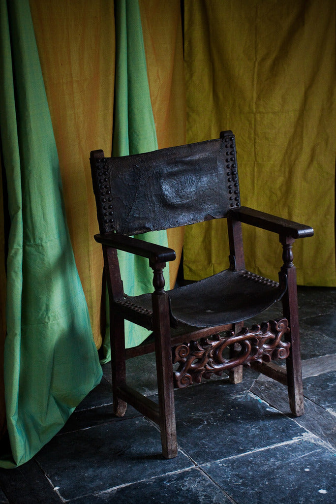 17th - 18th Century Spanish Hall Chair