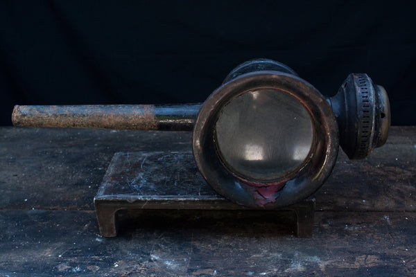 Rustic Pair of 19th Century Dutch Carriage Lights